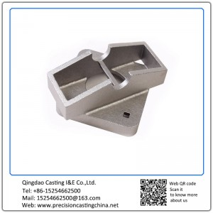 Customized OEM Motorcycle Spare Parts Shell Mould Casting Malleable Iron