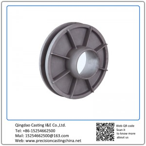 Customized OEM Pump Impeller Precision Casting Alloy Steel