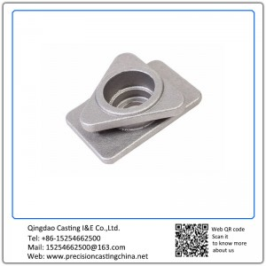 Customized OEM Scaffold Spare Parts Investment Casting Carbon Steel