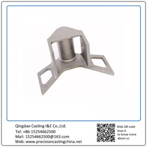 Customized OEM Ships Fittings Solid Investment Casting Grey Iron