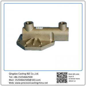 Customized OEM Silica Sol Lost Wax Investment Casting Ductile Iron Agriculture Tractor Spare Part