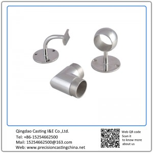 Customized OEM Stainless Steel Pipe Fittings Construction Hardware