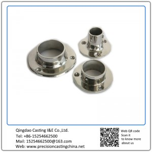 Customized OEM Stainless Steel Pipe Fittings Joint with Flange