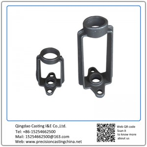 Customized OEM Suspension Spare Parts Spherical Graphite Cast Iron Investment Casting