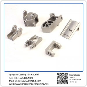 Customized OEM Wagon Parts Investment Casting Carbon Steel