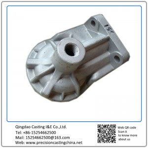 Customized Oil Filter Seating Cast Nodular Iron Lost Foam Casting Process