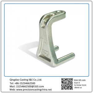 Customized Petro Medical Devices Resin Sand Casting Carbon Steel Aerospace Industries Spare Parts