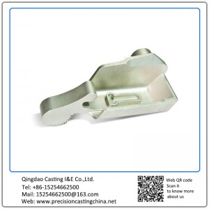 Customized Petro Medical Devices Shell Mould Casting Alloy Steel Cooling Systems Components
