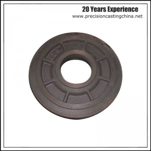 Ductile Iron Lining Plate Heat Electric Factory Cogeneration Resin Sand Casting