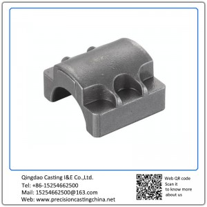 Customized Pipe Heavy Duty Clamps Malleable Iron Waterglass Casting
