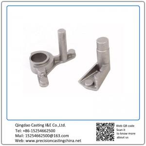 Customized Powder Coating Grey Iron Precoated Sand Casting Automotive Support Frame