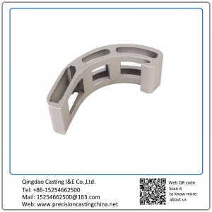 Customized Power Generation Industries Components Malleable Iron Sodium Silicate Sand Casting Components