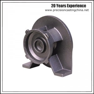 Engineering Machinery Parts Shell Mould Casting Alloy Steel