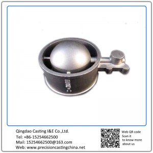 Customized Power Generation Industries Components Spherical Graphite Cast Iron Solid Investment Casting
