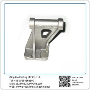 Customized Precision Casting Alloy Steel Automobile Suspension Spare Parts