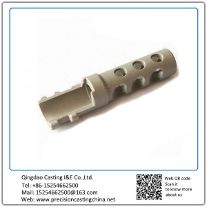 Customized Precision Casting Auto Part Compliant with TS169492009 Standards Made of Stainless Steel