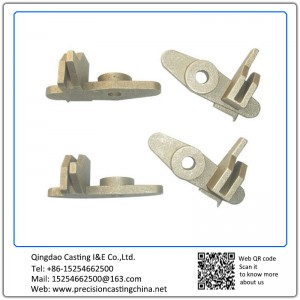 Customized Precision Casting Brass OEM Parts General Industrial Equipment Components