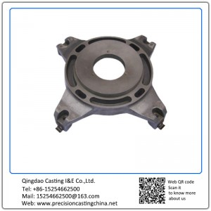 Customized Precision Casting Lost Wax Casting Automotive Support Bracket