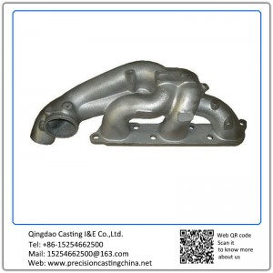 Customized Precision Investment Casting Parts with Steel