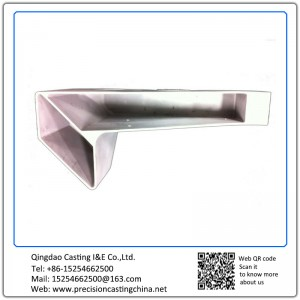 Customized Precoated Sand Casting Automotive Support Frame Alloy Steel