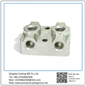Customized Pressure Vessel Valve Ductile Iron Silica Sol Lost Wax Investment Casting