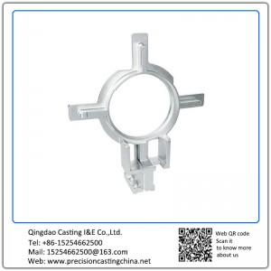 Customized Pressure Vessel Valve Spherical Cast Iron Solid Investment Casting