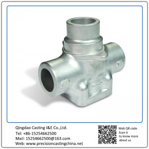 Customized Pressure Vessel Valve Stainless Steel Shell Mould Casting