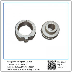 Customized Professional Customized Precision Casting Ductile Iron Architectural Spare Parts