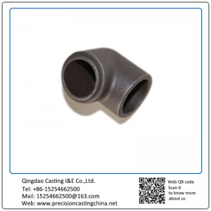 Customized Professional Customized Precoated Sand Casting High Strength Low Alloy Steel Hydraulic Pump Parts