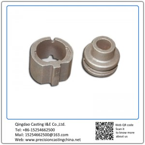 Customized Professional Customized Shell Mould Casting Spherical Cast Iron Machine Bushing