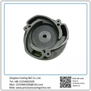Customized Pump Case Ductile Iron Precision Casting