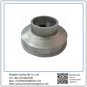 Customized Pump Housing Investment Casting Alloy Steel