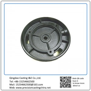 Customized Pump Housing Spherical Cast Iron Shell Mould Casting