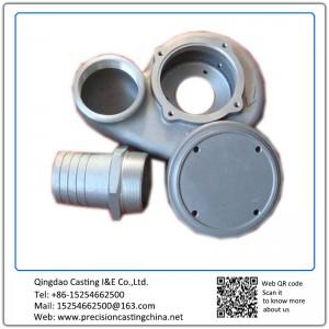 Customized Pump Parts Investment Casting Mild Steel