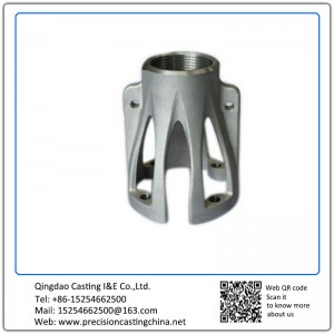 Customized Pump Precision Investment Casting Stainless Steel By Silica Sol Lost Wax Process