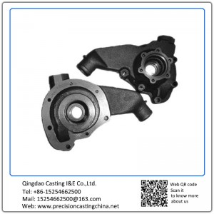 Customized Pumps Silica Sol Lost Wax Investment Casting Ductile Iron