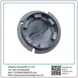 Customized Screw Auger Casting Mining Machinery Parts Lost Foam Casting Process