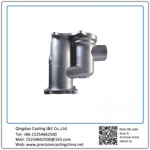 Customized Silica Sol Lost Wax Investment Casting Pipe Fittings