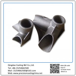 Customized Spherical Cast Iron Auto & Motor Casting Parts Shell Mould Casting Mining Mechanical Parts
