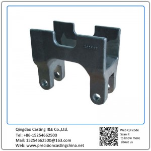 Customized Spherical Cast Iron Camion Heavy Trucks Casting Parts Investment Casting Water Pump Spare Parts Components