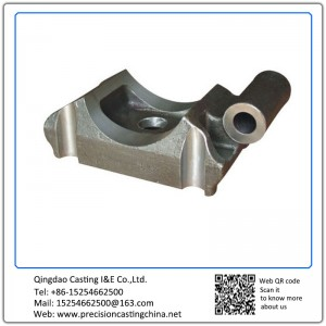 Customized Spherical Cast Iron Camion Heavy Trucks Casting Parts Soluble Glass Casting Automotive Connectors