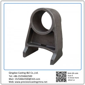 Customized Spherical Cast Iron Shell Mould Casting Truck Parts