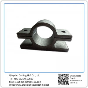Customized Spherical Graphite Cast Iron Railway Train Casting Parts Precoated Sand Casting Cooling Systems Components
