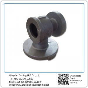 Customized Spherical Graphite Cast Iron Valve & Pipe Parts Soluble Glass Casting Engine Bushing