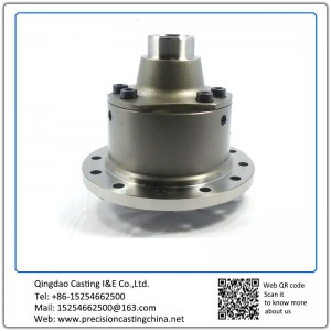 Customized Stainless Steel Dana 60 Eaton Truetrac Differential (35 Spline) Solid Investment Casting