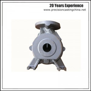 Grey Iron Casting Regulator Housing