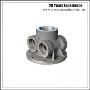 Grey Iron Castings Engineering Machinery Parts