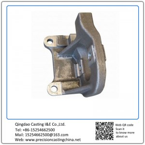Customized Steel casting lost wax process machiner parts