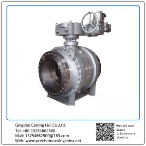 Customized Steel Investment Casting Heavy Duty Valves