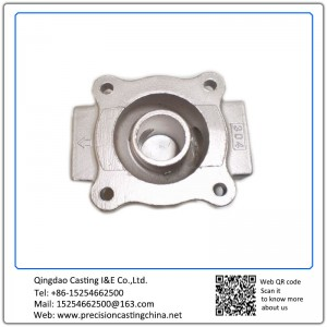 Customized Steel Investment Casting Valve Body